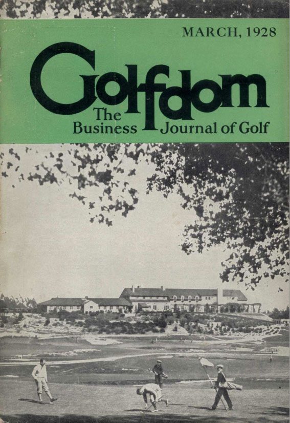 Cover: Golfdom