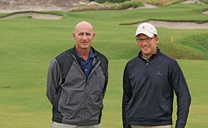 Kyle Harris and Rusty Mercer