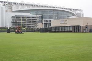 Houston Texans' practice field