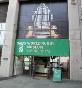 Also located at Twickenham Stadium is the World Rugby Museum, a 150-room hotel and a gymnasium.