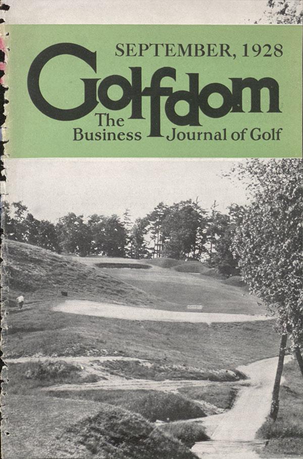 Media: Golfdom Magazine