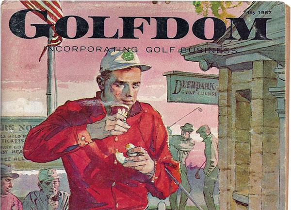 Cover: Golfdom