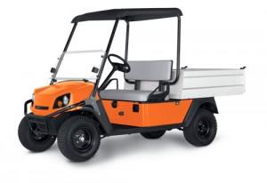 Jacobsen's Truckster MS-E/MX-E utility vehicle
