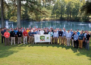 Fifty assistant superintendents from the U.S. and Canada travel to Raleigh, N.C., for the Green Start Academy. The event recently celebrated its 10th anniversary.