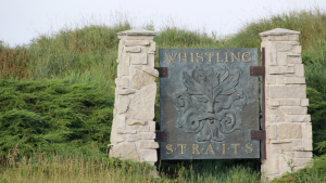 Whistling Straits front entry