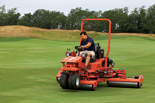 Fairway rolling, which has been a relatively minor golf course maintenance practice for decades, has been upgraded for the 21st Century. New rollers, and new reasons to use them backed by research, mean more superintendents are rolling fairways.