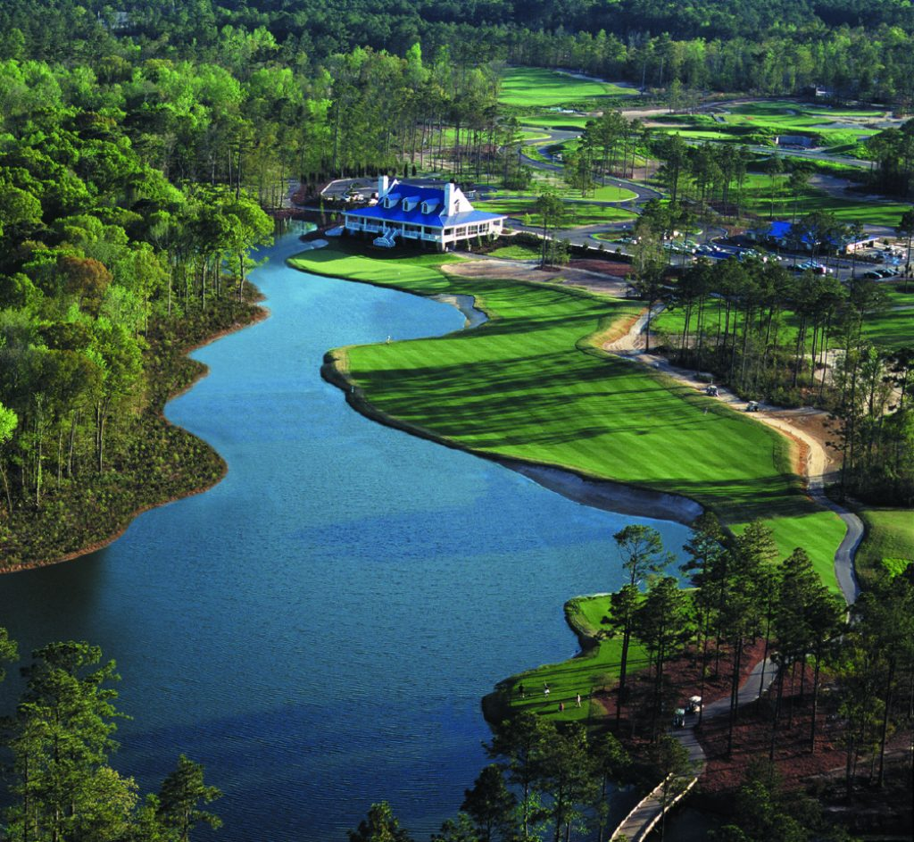 Top  Golf Courses Myrtle Beach