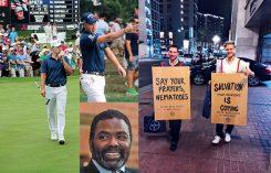 Photos: Trump: robert beck/sports illustrated/getty images, Seth Jones