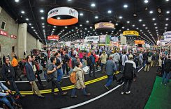 Photos: GIE+EXPO, Seth Jones, American Landmaster, Turfco