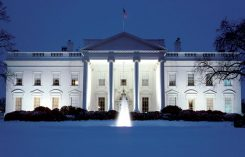 White House. Photo: iStock.com / Thomas Wachs