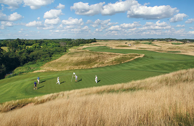 Course of the Week: Erin Hills
