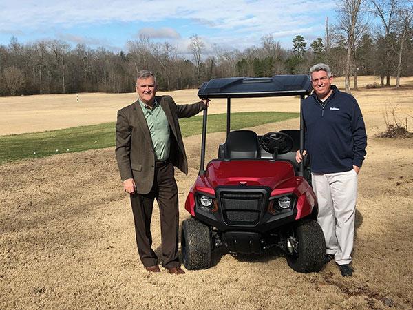 Golfdom previews Yamaha new lineup of UTVs