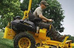 Photo provided by Cub Cadet.