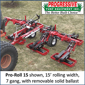 Pro-Roll 15 (Photo: Progressive Turf Equipment)