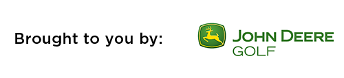Logo provided by John Deere