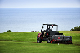 Toro Outcross 9060 Photo provided by Toro.