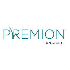 PREMION FUNGICIDE. (Logo: AMVAC)