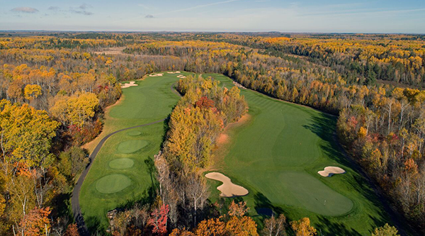 The Legend course at Giants Ridge | Courtesy of Giants Ridge