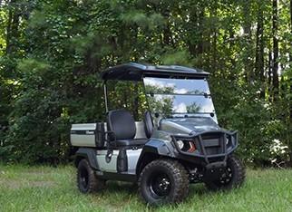 Photo: Yamaha Golf Car