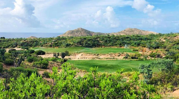 Twin Dolphin Golf Club | Photo provided by Todd Eckenrode - Origins Golf Design