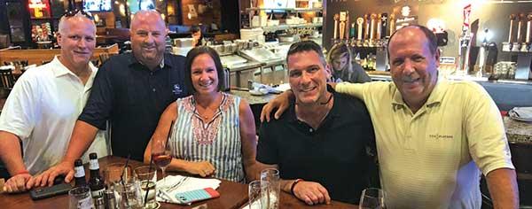 John Deere team and Craig MacGregor (Photo by: Seth Jones)