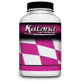 Katana Turf Herbicide by PBI-Gordon. (Photo: PBI-Gordon)