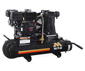 Mi-T-M-8-Gallon-Portable Air Compressor. (Photo: Mi-T-M)