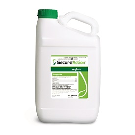 Secure Action Fungicide. (Photo: Syngenta)