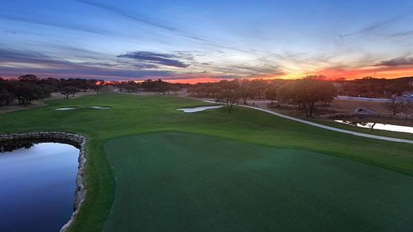 Kissing Tree Golf Club's Hole No. 18 | Photo: Troon Golf