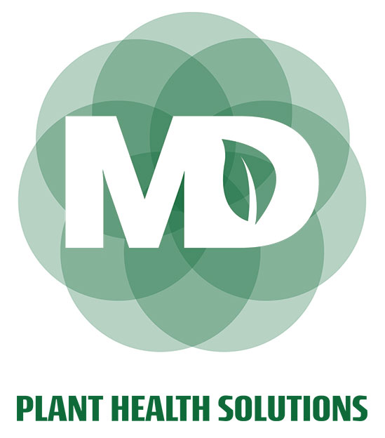 Logo provided by M.D. Plant Health Solutions