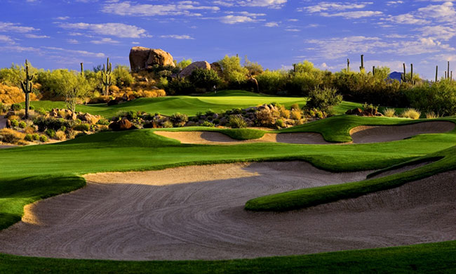 Photo provided by Troon North Golf Club