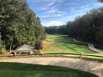 TPC Potomac (Photo provided by Kelsey Baier-Anderson)
