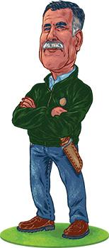 Bill Larson (illustration: Andrew DeGraff)