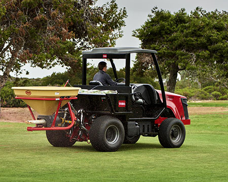 The Outcross 9060 (Photo: Toro)