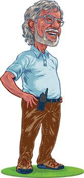 David Hay (illustration: Andrew DeGraff)