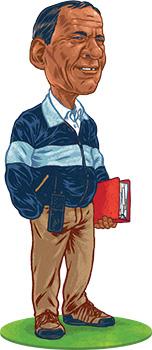 Dick Bator (illustration: Andrew DeGraff)
