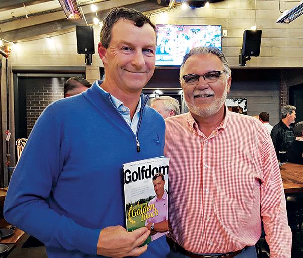 Gil Hanse and Bob Farren (Photo: Kelly Limpert)