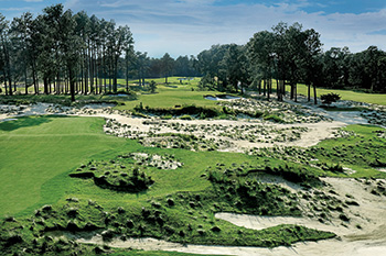 Pinehurst No. 4, Hole No. 11 (Photo: Pinehurst Resort)
