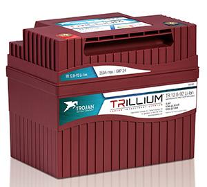 Trillium batter (Photo: Trojan Battery Co.)