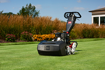 Toro's Greensmaster 1000 series model | Photo provided by Toro