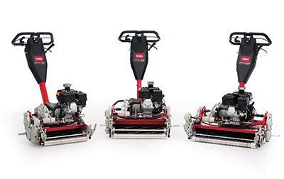 Toro's Greensmaster 1000 Series | Photo provided by Toro
