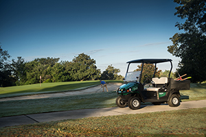 Textron launches new electric UTV : Golfdom