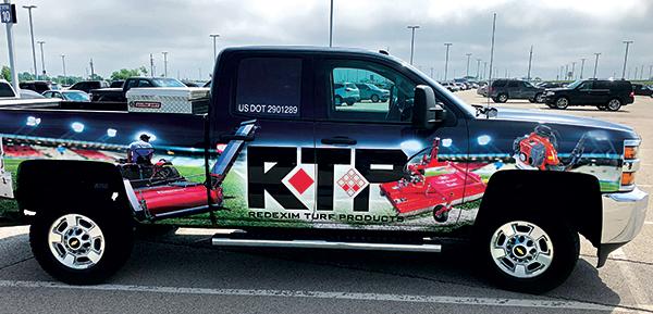 RTP truck (Photo: Seth Jones)