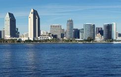 San Diego skyline (Photo: sandiego.org (Hilton San Diego))
