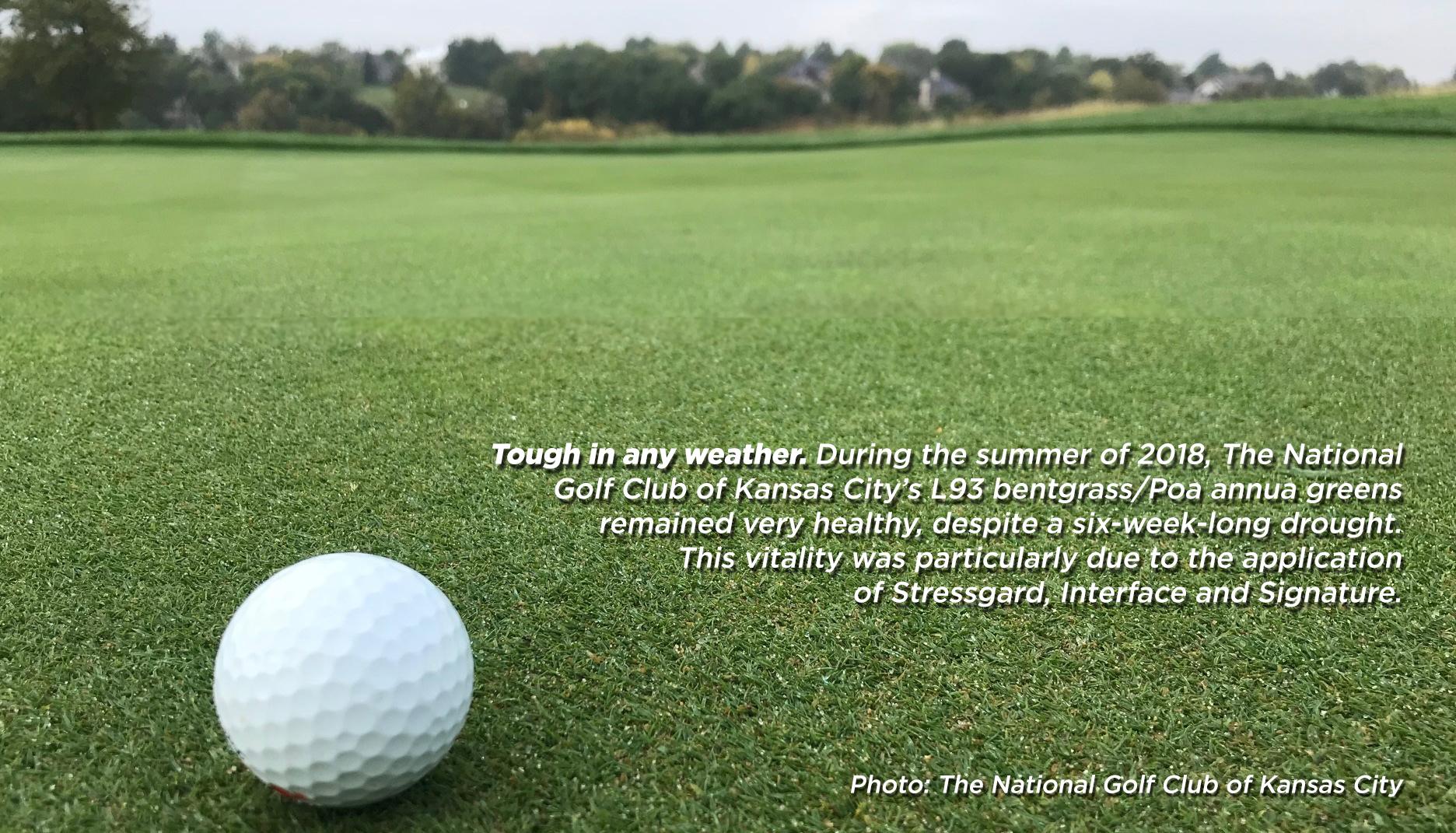 Photo: The National Golf Club of Kansas City
