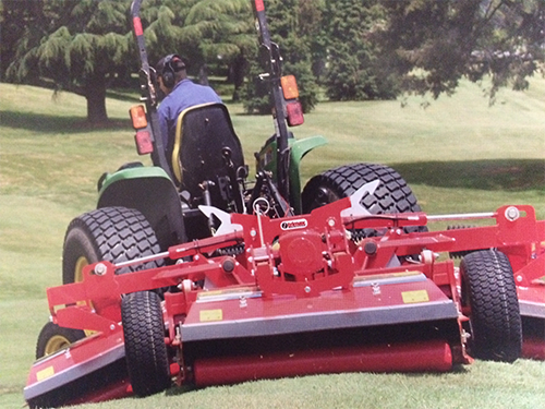 The new Snake S2 from Trimax. (Photo: Trimax Mowing Systems)