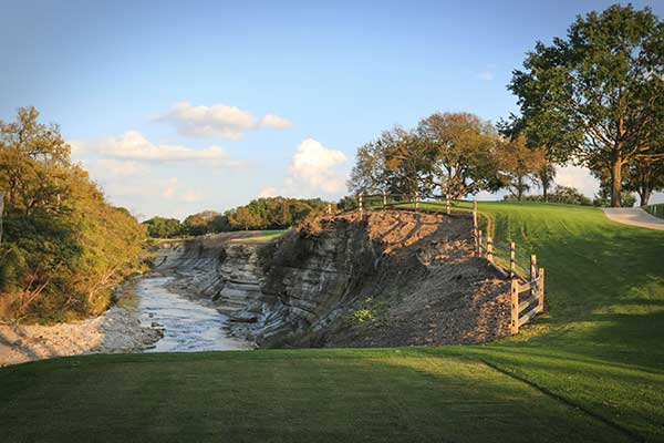 The Northwood Club was recognized as the Best Country Club in Dallas/Fort Worth. (Photo: On Course Strategies)