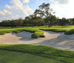 TDA and builder Landscapes Unlimited restored all tees, greens and bunkers. (Photo: On Course Strategies)