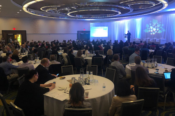 More than 400 leaders from the pesticide industry gathered in Arlington, Va., from April 3-5, for the 2019 CropLife America and RISE Regulatory Conference. Photo: RISE