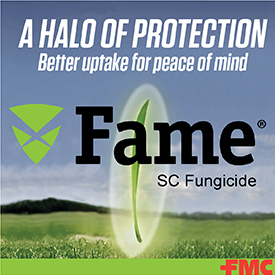 Fame SC Fungicide (Graphic: FMC)